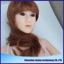 165 cm muñeca de silicona in China venta al por mayor muñecas de silicona real de silicona de la muñeca niña