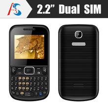 gsm dual sim basic feafure mobile phone qwerty keypad very cheap price