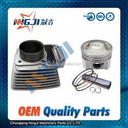 Motorcycle Parts Motorcycle Engine Parts Motorcycles Cylinder kit for Zongshen Motorcycle engine 59mm dameter