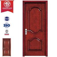 Quality Solid Core HDF and Birch Wood Veneer Door, Single Swing Inside or Outside Door