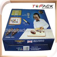 cheap high qulity paper packaging box uk /card folding paper box