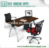 2 seat office desk