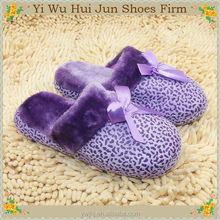 Fashion Living Room New Design Women Slipper,Cotton Slipper(HJCW015)