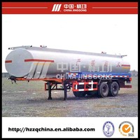 New technology about truck and oil tank semi trailer