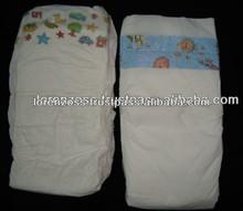 PE Film Comfortable Sleepy Baby Diaper for Sale