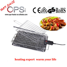 MBQ-003A mini metal barbecue supplies grills