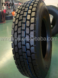 Tarvos radial tyre 295/75R22.5 mud tire new car tire wholesale