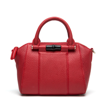 China OEM Manufacturer Fashion PU Leather Messenger Handbag 2016 Women's Bag,lady bag