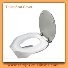 For travelling new designed disposable toilet seat cover paper manufacturer