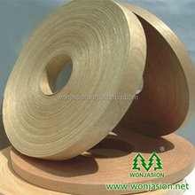 artificial wood veneer edgebanding wood veneer sheet natural veneer edgebanding for home & office furniture