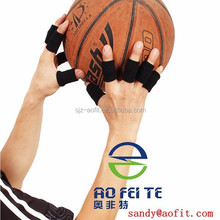 2015 Hot sale Alibaba china gym equipment elastic sport finger protectors for basketball