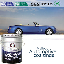 Fouling resistant resin acrylic for paint car