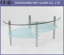 High Quality 3mm-19mm Temper Glass, Temper Glass Fenc Panel, Temper Glass Cost Per Squar Foot