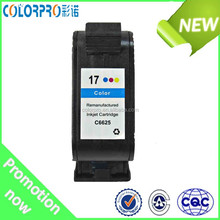 Remanufactured Ink Cartridge for hp17(C6625A) used for hp Deskjet840C