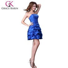 Hot Selling New arrival Party Purple Cocktail Dress 2015 CL4098-4