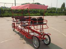 pedal quadricycle surry bike