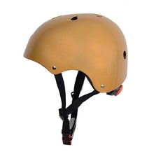 Sports ABS material adjustable inline skate skateboard helmet