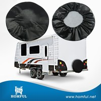 RV Spare Tire Covers wheel cover for car accessories tire covers