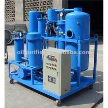 TYA vacuum engine oil purifier,waste hydraulic oil cleaning machine