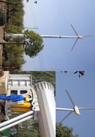 variable pitch 50kW/100kW wind turbine generator wind power system from factory