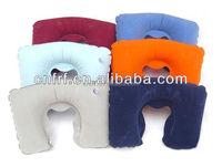 Cheap Inflatable Durable EN71 ASTM Travel Neck Pillow