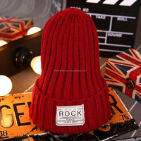 New fashion lady hip pop style winter hat mens winter hat