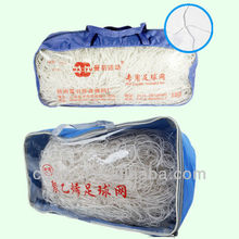 PE polyester football net cheap soccer ball net 3 m *2.m