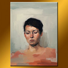Wholesale Handmade Oil Painting Portraits From Photo