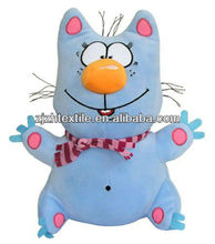 OEM your own design hot sale funny and lovely plush kid toys
