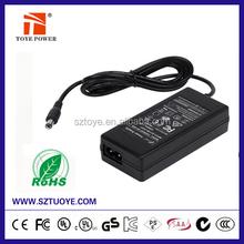 Factory Price Power Adapter 20W Medical Desktop DC Power Supply 5V 9V 12V 24V Output with 100V-240V AC Input