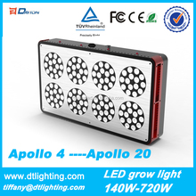 2015 Hot Sale Apollo4-Apollo20 140W 200W 280W 360W 430W 580W 640W 720W led grow light led grow lighting used grow lights sale