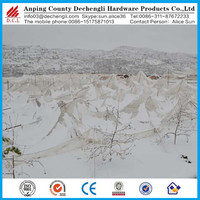Chinese manufacturer China manufacture offer knitted wire mesh netting prevents hail storm damage