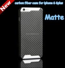 100% pure carbon fiber case for iphone 6 6plus carbon fiber phone case