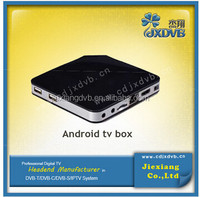 Android tv box digital satellite receiver google android 4.4 tv box