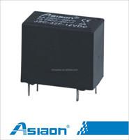 ZC-32F10a miniature pcb 4pin 6 volt relay