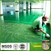 Environmentally friendly antistatic concrete floor paint