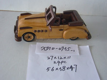 wooden automobile collectibles-----roadster