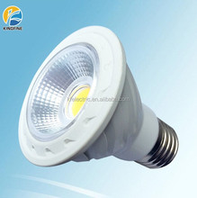 China Manufacturer new products 7W par20 COB chip 120 degree par20 led bulbs