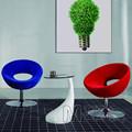 sala de exposición de la tela silla silla silla livinroom