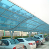 8mm clear polycarbonate carport roofing, Parking shelter polycarbonate sheet,polycarbonate panel for bus stop
