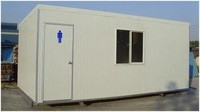 Canam-20ft mobile container house for living