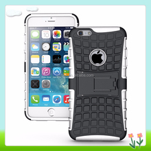 2015 Ultra Thin Design Cell Phone Case For iPhone 6 plus Case 2-in-1 Stand Case For iPhone