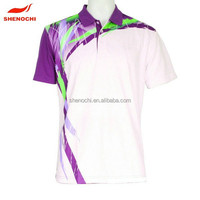 Fashion new design custom dongguan factory price polo t shirt wholesale