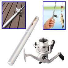 Wholesale Fishing Rod Pen with Reel Pole