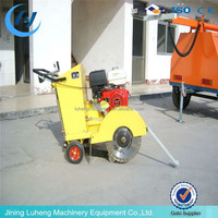 High quality Road Cutting Saw Machine with Honda Engine for sale