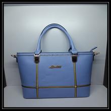 In Chinese manufacturing Pu handbag