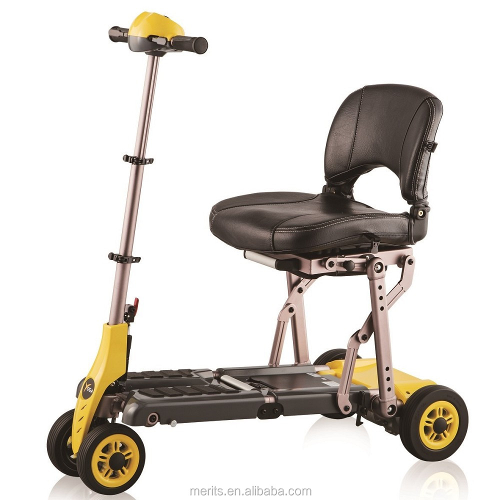 S542 2016 New Mobility Portable Three Wheel Electric