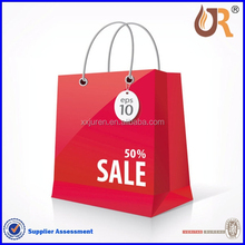 High Quality Shopping Paper Bag With Recycled Paper