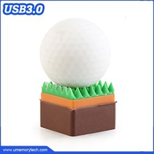 Golf ball usb flash drive made in China pendrives new products usb memory flash stick