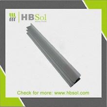 Import facility powder coated Aluminum Profiles